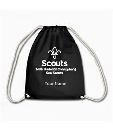 145th Scouts Group Drawstring Bag