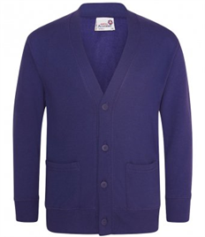 Pensford Primary Cardigan with School Logo