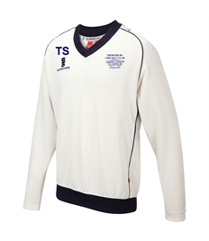 TCC players long sleeve sweater