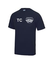 TCC juniors training T
