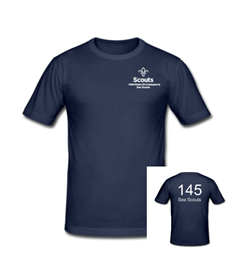 145th Scouts Group Adults T shirt