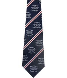 Thornbury CC Club Tie