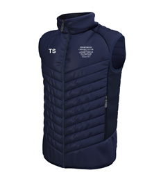 Thornbury Cricket Club Gilet (pre order now for early May delivery)