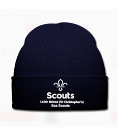 145th Scouts Group Adult Beanie