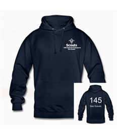 145th Scouts Group Adults Hoody