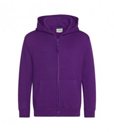 Pensford Primary PE Zipped Hoody with School Logo